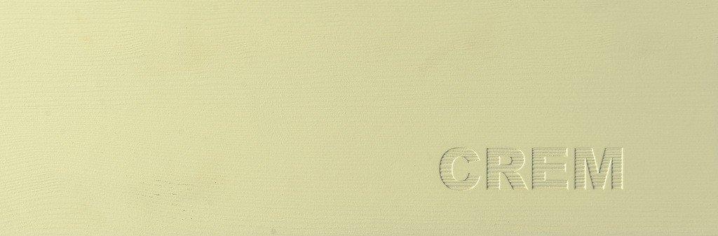crem - kolor mebli woskowanych