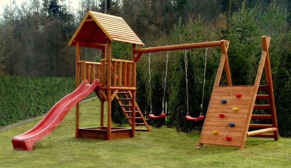 domek dla dziecka , plac zabaw